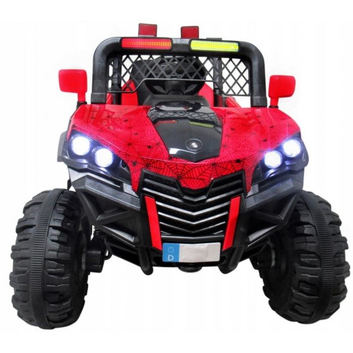 Masinuta electrica cu telecomanda 4 X 4 Buggy X7 R-Sport Rosu