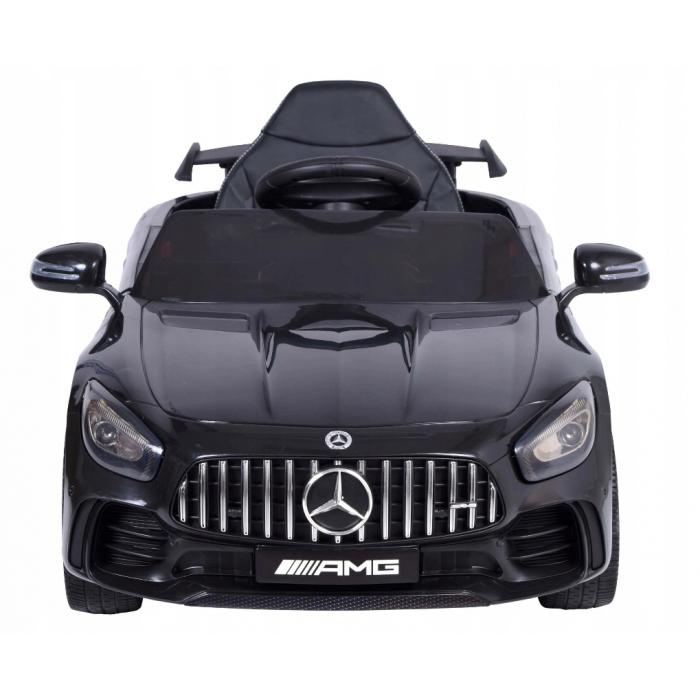 Masinuta electrica cu telecomanda Mercedes AMG GTR-S R-Sport Negru - 2