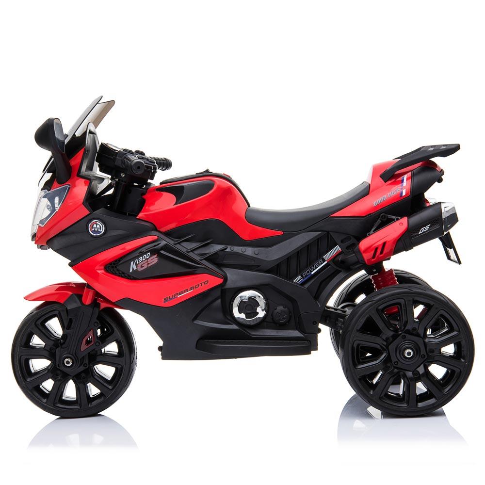 Motocicleta electrica LQ168A Trike red