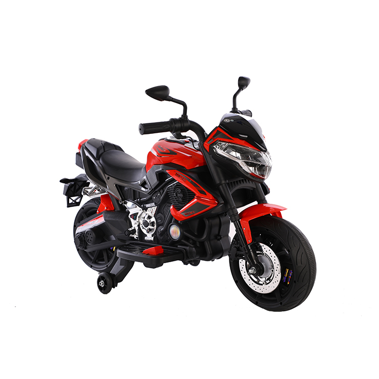 Motocicleta electrica cu doua motoare Nichiduta Moto Speed Red - 7
