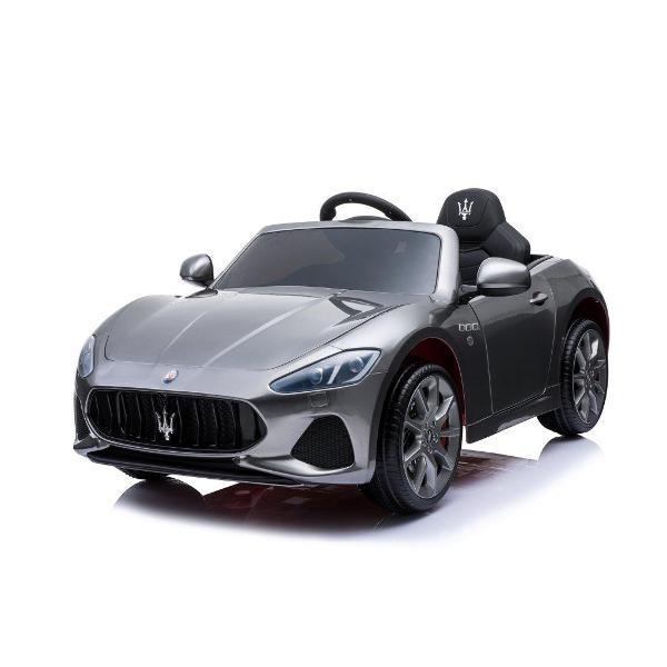 Masinuta electrica Maserati GL 6V negru