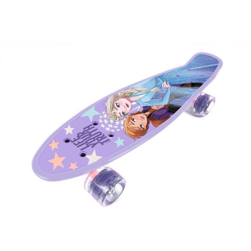 Penny board Frozen 2 mov deschis Seven