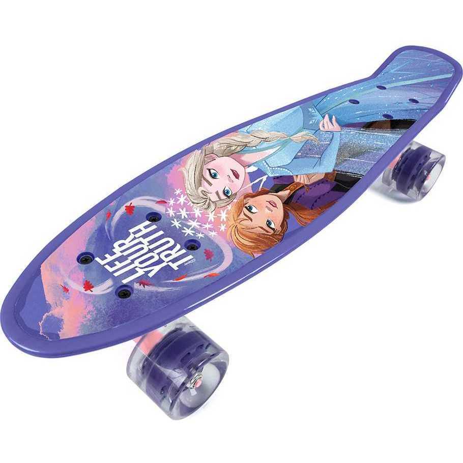 Penny board Frozen 2 mov inchis Seven