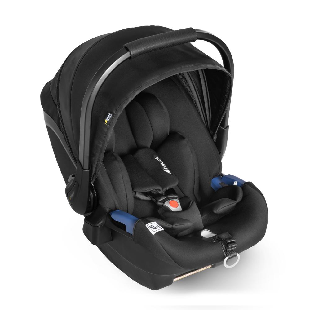 HAUCK Scaun auto Hauck Select Baby i-Size Black