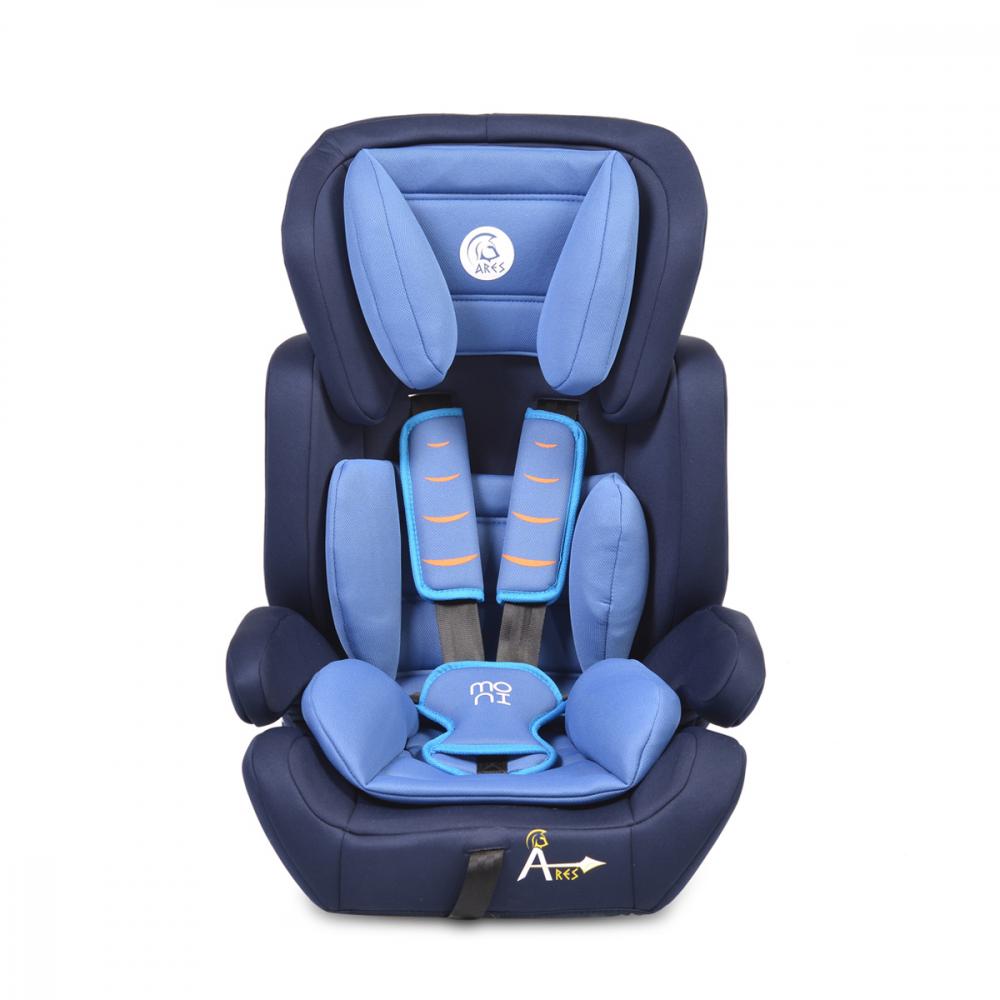 Scaun auto copii Moni Ares 9-36 kg Blue