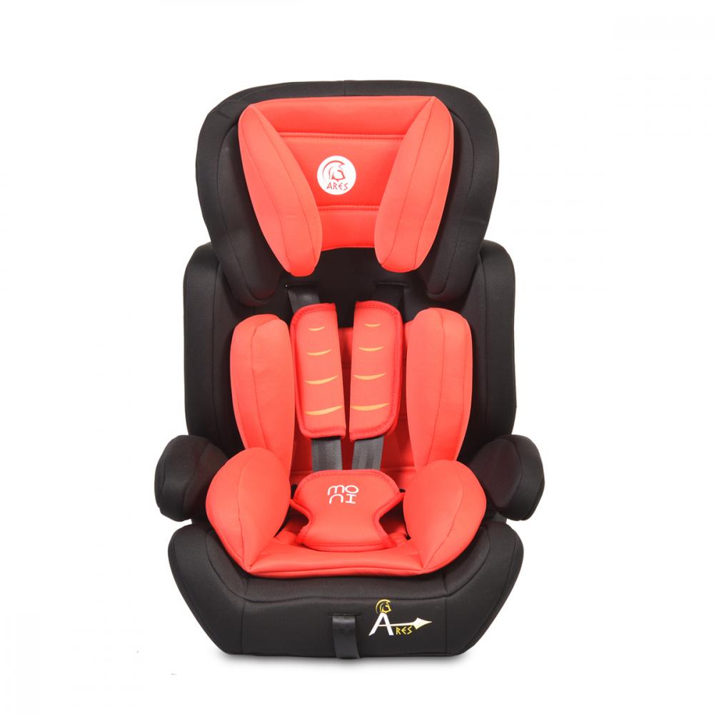 MONI Scaun auto copii Moni Ares 9-36 kg Red