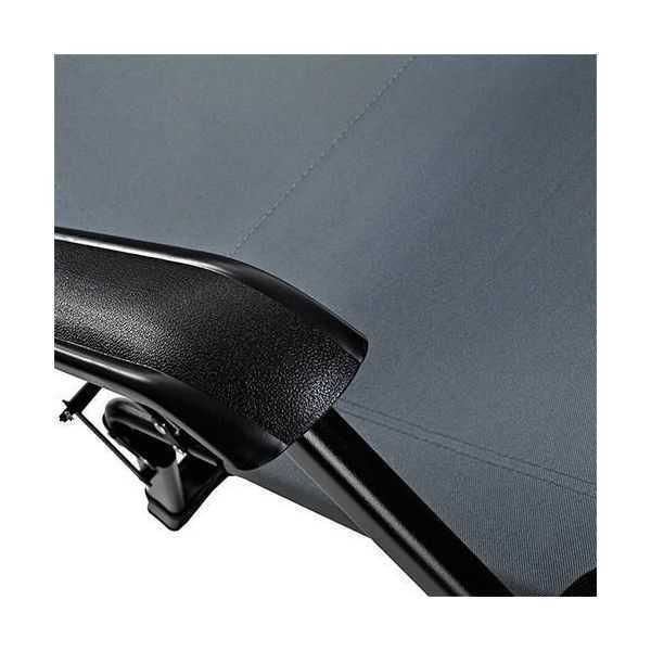 Scaun tip Sezlong Pliabil si Reglabil cu Tetiera pentru Gradina sau Terasa, dimensiuni XL Malatec MY0009 - 5