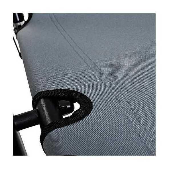 Scaun tip Sezlong Pliabil si Reglabil cu Tetiera pentru Gradina sau Terasa, dimensiuni XL Malatec MY0009 - 6