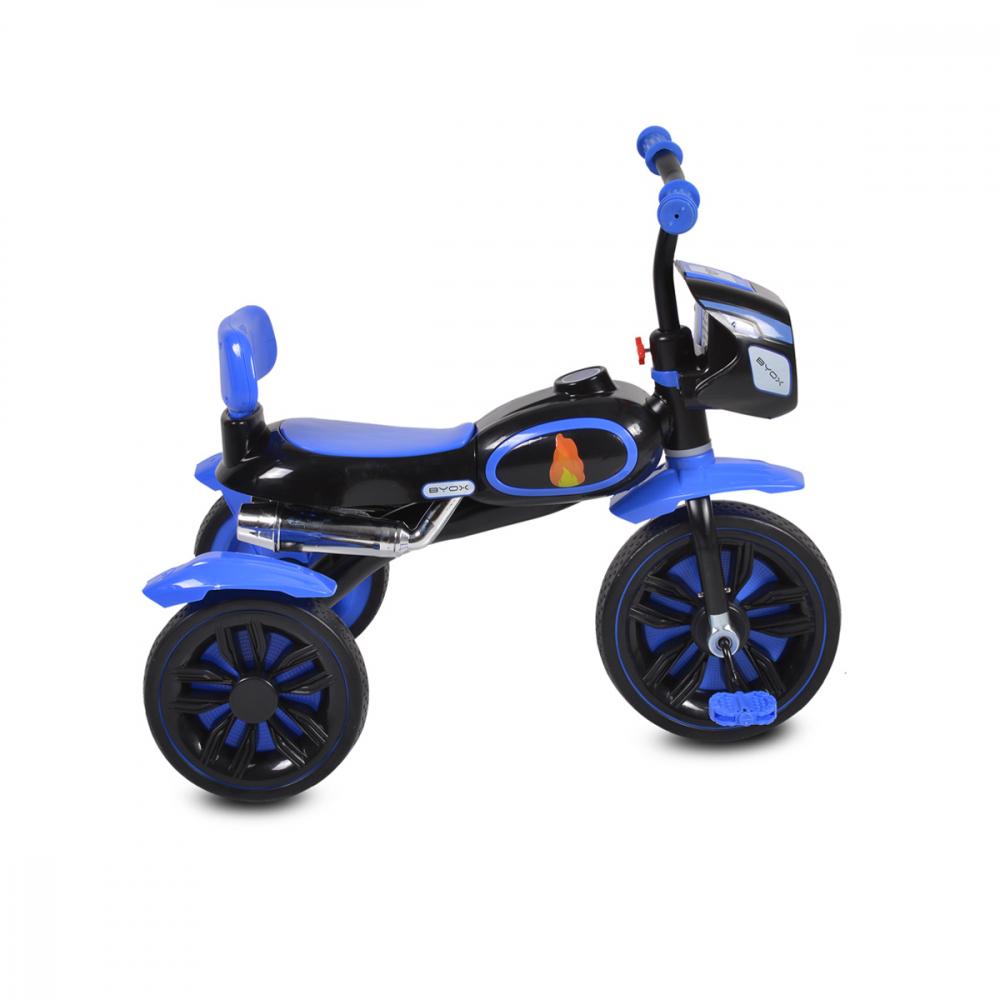 Tricicleta pentru copii Byox Eagle Blue
