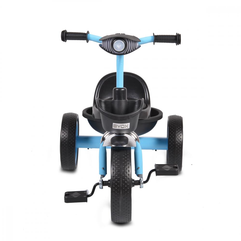 Tricicleta pentru copii Byox Hawk Blue