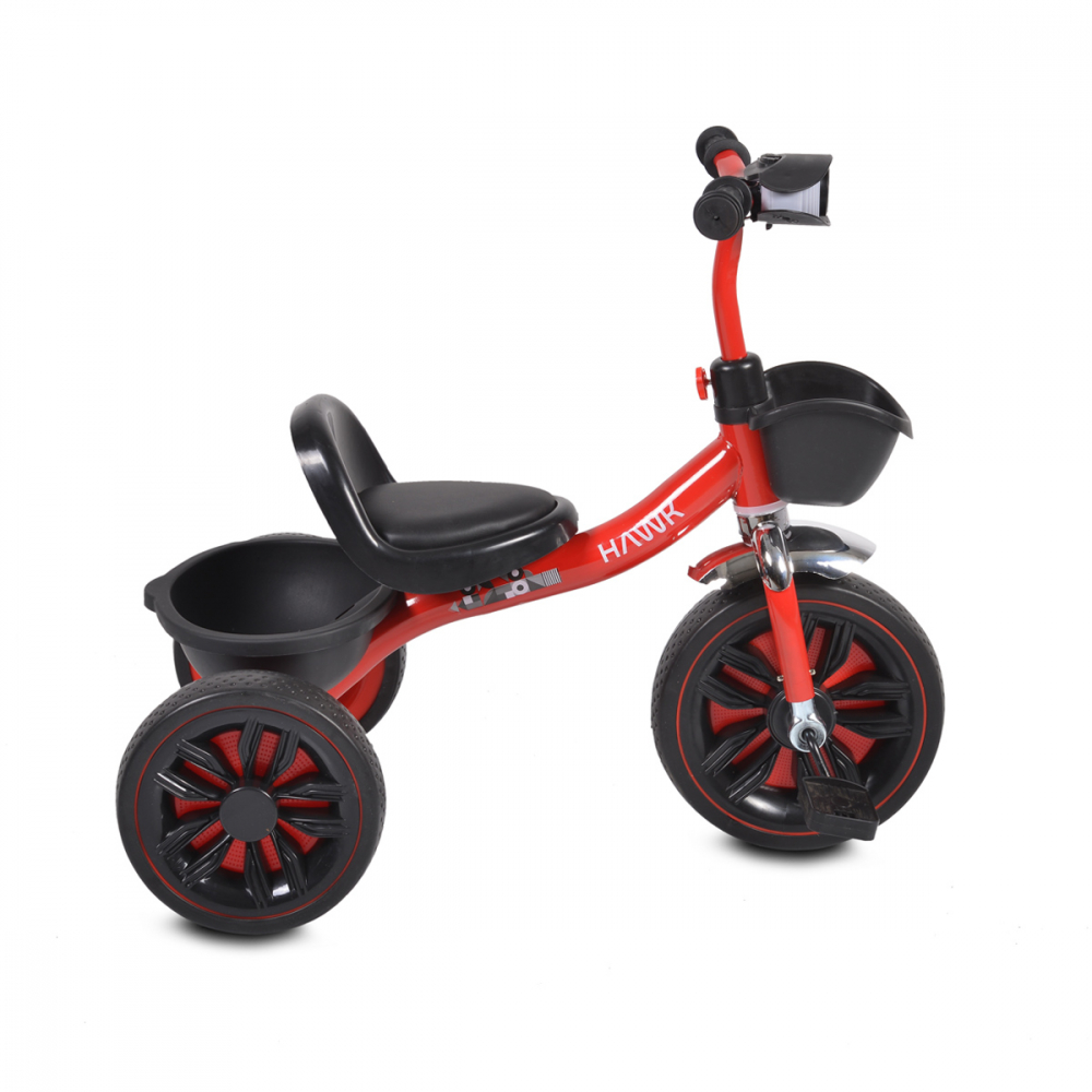 Tricicleta pentru copii Byox Hawk Red