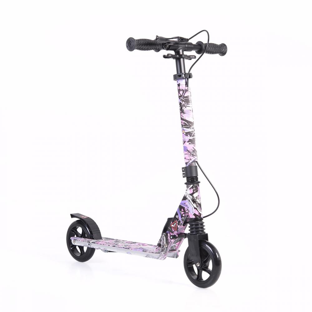 Byox Trotineta Byox pliabila cu cadru de aluminiu Snazzy Pink