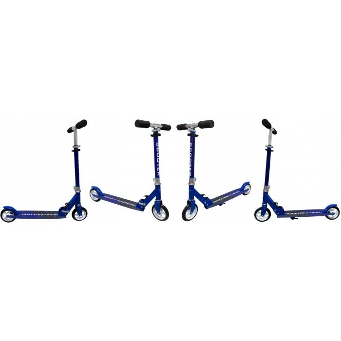 Trotineta pliabila R-Sport H6 albastru