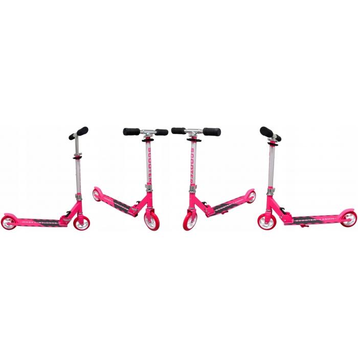 Trotineta pliabila R-Sport H6 roz