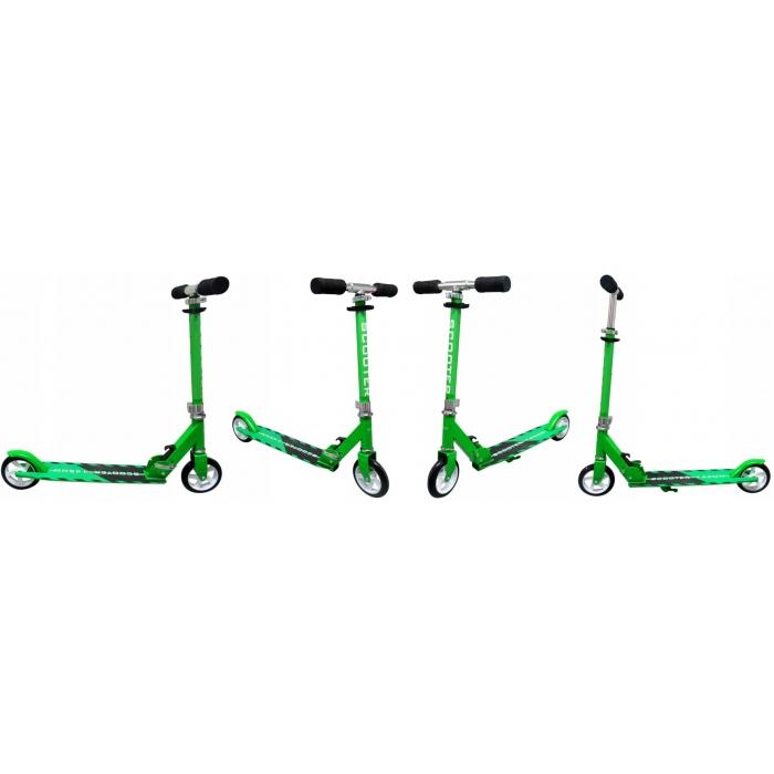 Trotineta pliabila R-Sport H6 verde
