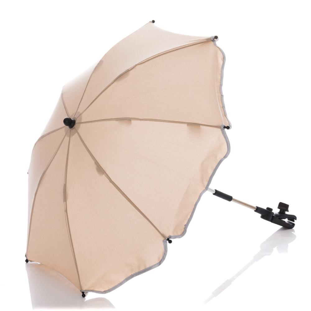 FILLIKID Umbrela pentru carucior 75 cm UV 50+ Easy fit Natur Fillikid