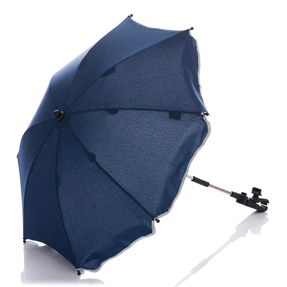 FILLIKID Umbrela pentru carucior 75 cm UV 50+ Easy fit Marin Fillikid