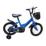 Bicicleta 14 inch albastru