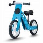 Bicicleta de lemn fara pedale Ricokids RC-613 Albastru
