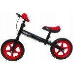 Bicicleta fara pedale R-Sport R4 rosu-negru
