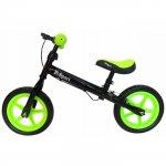 Bicicleta fara pedale R-Sport R4 verde-negru