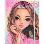 Carte de colorat Top Model Make-up Studio Depesche