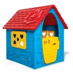 Casuta de joaca My First Playhouse blue 98 x 90 x 106 cm
