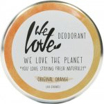 Deodorant natural crema Original Orange We love the planet 48 g