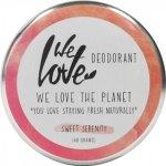Deodorant natural crema Sweet Serenity We love the planet 48 g