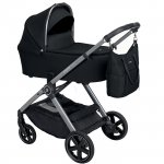 Carucior multifunctional 2 in 1 Espiro Only10 Black Space 2021