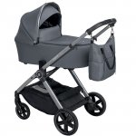 Carucior multifunctional 2 in 1 Espiro Only 17 Graphite Street 2021