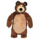 Jucarie de plus Simba Masha and the Bear Shake and Sound Bear 43 cm