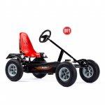 Kart cu pedale Dino Cars Sport BF1 negru