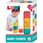 Set 5 cuburi constructie Ludi