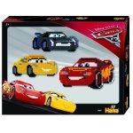 Margele de calcat Hama Midi Disney Cars 4000 in cutie