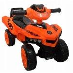 Masinuta de impins R-Sport J5 portocaliu
