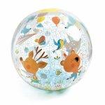 Minge usoara Djeco Animalute in miscare Bubbles ball