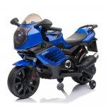 Motocicleta electrica LQ168 BIG blue