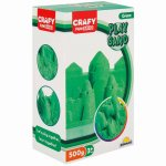 Nisip kinetic Fun Sand 500 gr culoare Verde