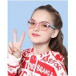 Ochelari uVision Nova Kids Pink & Blue 8-14 ani