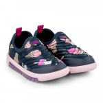 Pantofi sport fete Bibi Roller New Naval/Ice Cream 27 EU