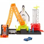 Pista de masini Hot Wheels by Mattel Super Rocket Blast-off cu masinuta