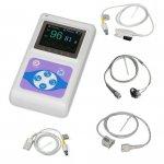 Pulsoximetru profesional Contec CMS60D senzor adulti, pediatric si neonatal, cablu de extensie