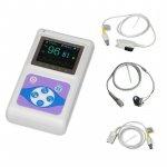 Pulsoximetru profesional Contec CMS60D, senzor adulti si senzor neonatal, cablu de extensie