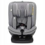 Scaun auto Coto Baby Hevelius 360 isofix 0-36 kg Melange Grey