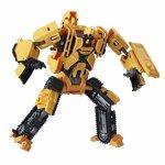 Robot Trabsformers Construction Scrapmetal Deluxe
