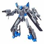 Robot Transformers Deception Dropkick Deluxe