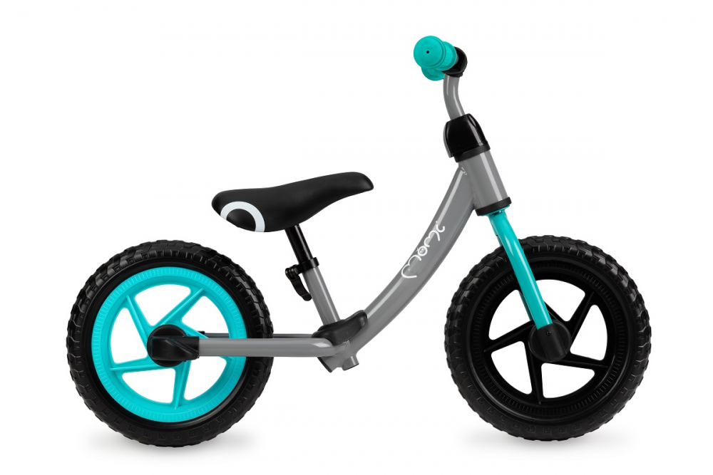 Bicicleta fara pedale Ross Momi Grey