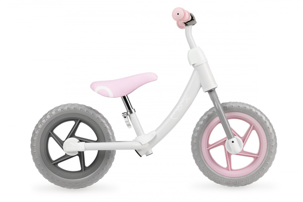 Bicicleta fara pedale Ross Momi Pink