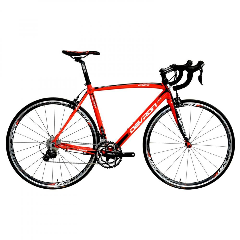 Bicicleta Devron Urbio Road Race R6.8 M Devil Red 540mm - 2